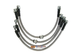 Racing Brake Nissan 350Z Non Brembo Brake Lines