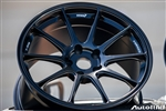 Titan7 T-R10 18x10 +50 5x114.3 Matte Black (set of four)