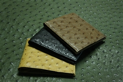 Men's Thin-fold Wallet