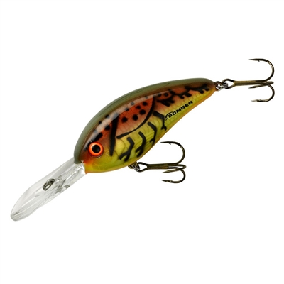 "Bomber Fat Free Shad Jr. 2-1/2"" Lures"