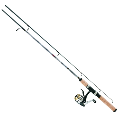 Daiwa D-Turbo Pre-Mounted Underspin DT40U-3BI Reel and Graphite Rod Combos