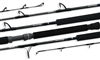 Daiwa Saltiga G Spinning Rods with Quick Grip and Aluminum Gimbal