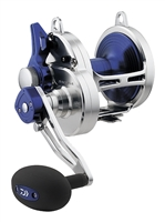Saltiga 2-Speed Lever Drag Reels