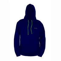 GAGE Fogbow Poly Tech Hooded Sweatshirt Navy
