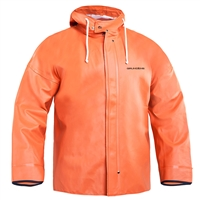 Grundens Brigg 40 Parka Orange Tall
