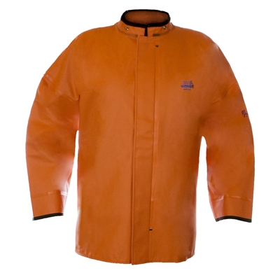 Grundens Brigg 411 Jacket Orange
