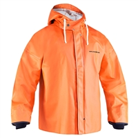 Grundens Brigg 44 Parkas Tall Orange