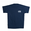 Grundens Eat Crab Blue Dusk T-Shirt