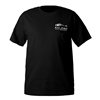 Grundens Eat Fish Black T-Shirts