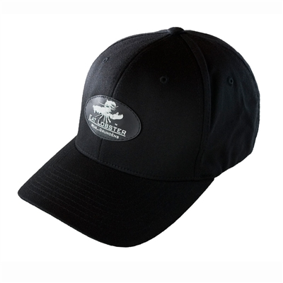 Grundens Eat Lobster Black Ball Cap