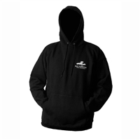 Grundens Eat Lobster Hooded Black Sweatshirts