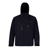 Grundens GAGE Burning Daylight Hooded Jacket Black