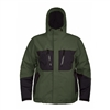Grundens GAGE Burning Daylight Hooded Jacket Sage