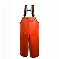 Grundens Harvestor 116 Bib Pant Orange