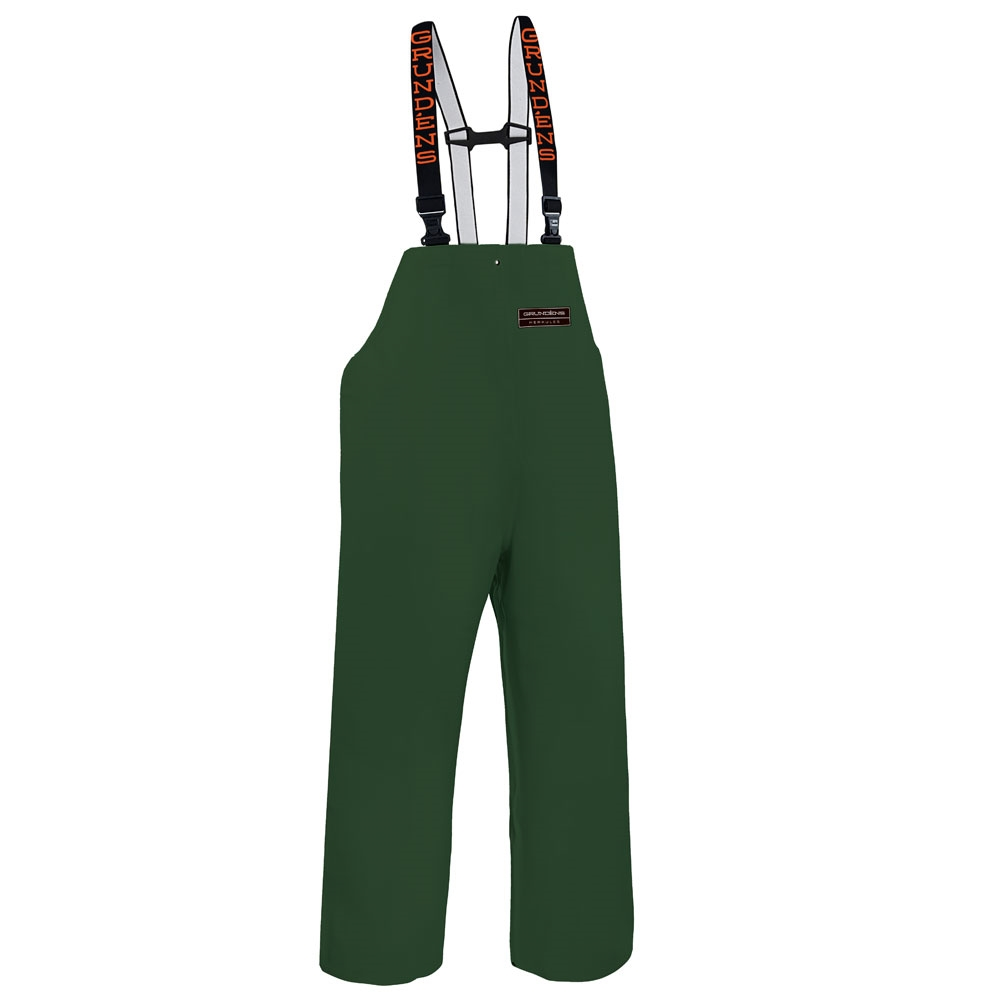 Grundens Foulweather Gear Herkules 16 Trousers Size XX-LARGE Green