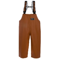 Grundens Herkules 16 Bib Pant Orange