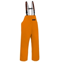 Grundens Herkules 16 Bib Pant Tall Orange