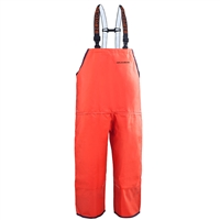 Grundens Harvestor 17 Bib Pant Orange