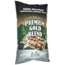 Green Mountain Gold Blend Premium Pellets
