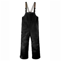 GAGE Weather Watch Bib Trousers Black