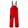 GAGE Weather Watch Bib Trousers Red