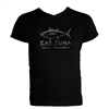 Grundens Bling T-Shirt Eat Tuna Black