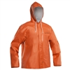 Grundens Clipper 82 Hooded Jacket Orange