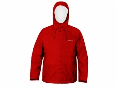 Grundens Weather Watch Jacket Red