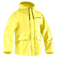 Grundens Sund 87 Hooded Parka Yellow