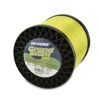 Hi-Seas Grand Slam Monofilament Line - Fluorescent Yellow 5 Lb. Spool