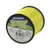 Hi-Seas Grand Slam Monofilament Line - Fluorescent Yellow Quarter Lb. Spool