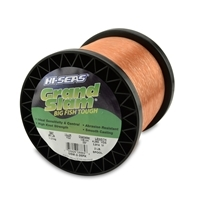 Hi-Seas Grand Slam Monofilament Line - Pink 2 Lb. Spool