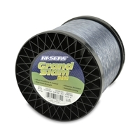 Hi-Seas Grand Slam Monofilament Line - Smoke Blue 5 Lb. Spool