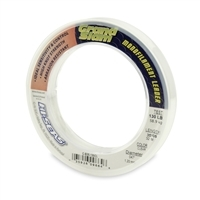 Hi Seas Grand Slam Monofilament Leader Wrist Bracelet 35 Yards - Clear