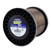 Hi-Seas Grand Slam Select 100% Copolymer Monofilament Line - Moss Green 2 Lb. Spool