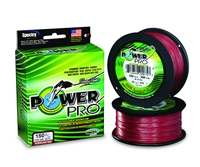 PowerPro Vermilion Red 300 Yard Spools