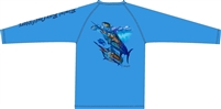 Bimini Bay Performance Shirt Marlin