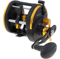 Penn Squall Levelwind Reels