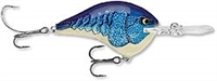 "Rapala Dives-To Crankbait Series 2-1/4"" DT10 Lures"