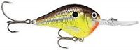 "Rapala Dives-To Crankbait Series 2-3/4"" DT16 Lures"