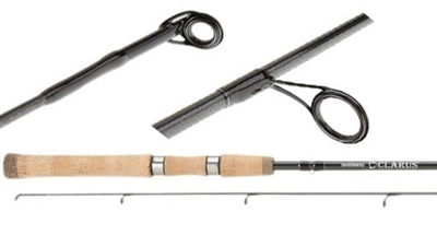 Shimano Clarus 6ft. Spinning Rods
