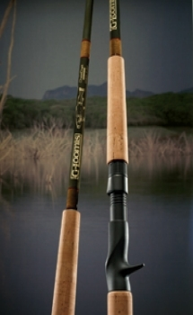 G-Loomis Fiber-Blend Bass Swim Bait Rods