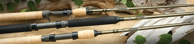 St. Croix Wild River Downrigging Rods