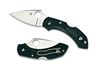 Spyderco Dragonfly 2 Lightweight ZDP-189 with British Racing Green FRN Handle