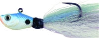 SPRO Prime Bucktail Jig Spearing Blue