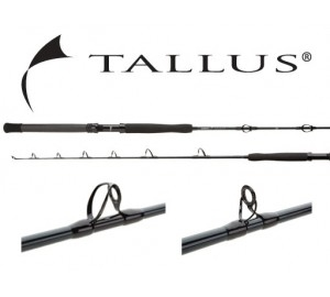 Shimano Tallus Trolling Ring Guided Rod