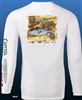 SeaGear Northeast Striper Performance Long Sleeve Shirt