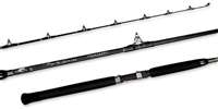 Tsunami Trophy Graphite Spinning Boat Rods