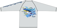 Bimini Bay Performance Shirt Tuna