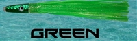 "Tormenter 12"" Green Machine Lures Unrigged"